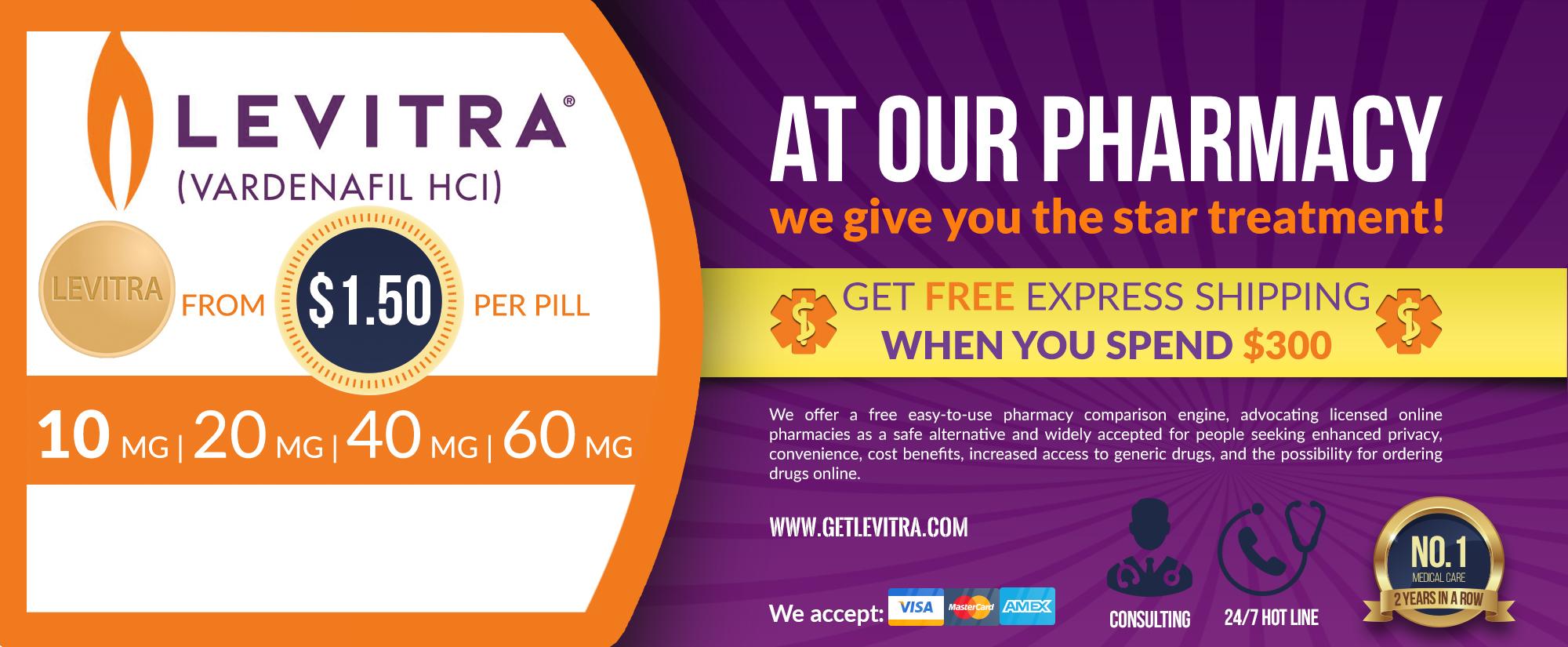 Buy Levitra